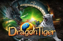 Play online Dragon & Tiger